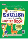 Jiwan Let's Learn English Activity Book (Capital & Small Letters)