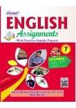 Jiwan English Assignments Part-7 (With Practice Sample Papers)