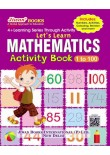 Jiwan Let's Learn Mathematics Activity Book (1-100)