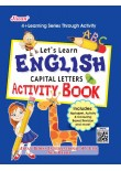 Jiwan Let's Learn English Activity Book (Capital Letters)