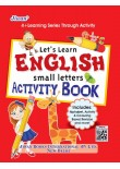 Jiwan Let's Learn English Activity Book (Small Letters)