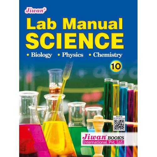 Lab Manual Science Class-10
