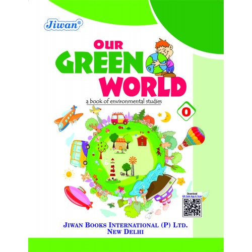 Jiwan Our Green World Intro